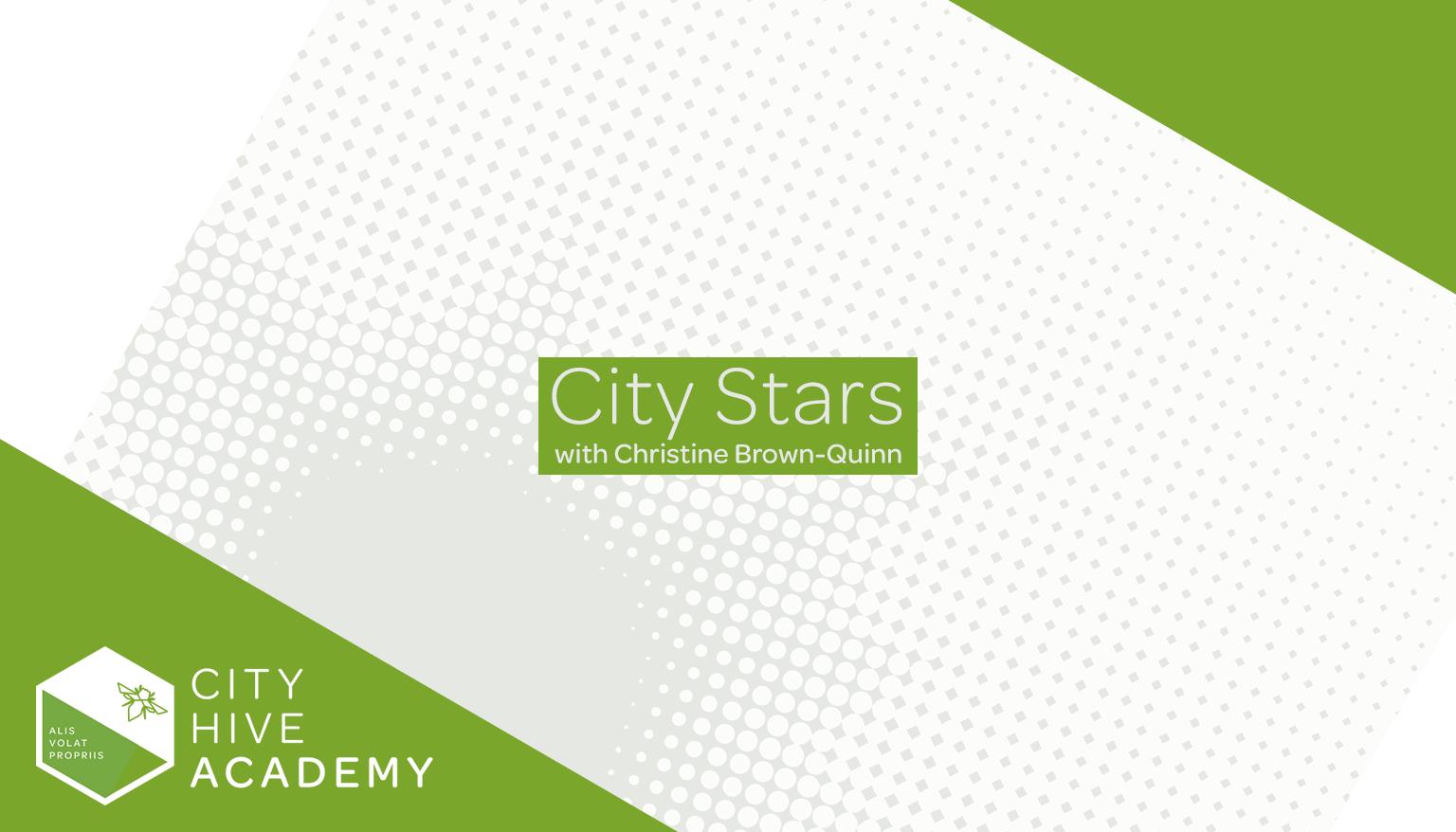 City Stars - Handle challenging conversations