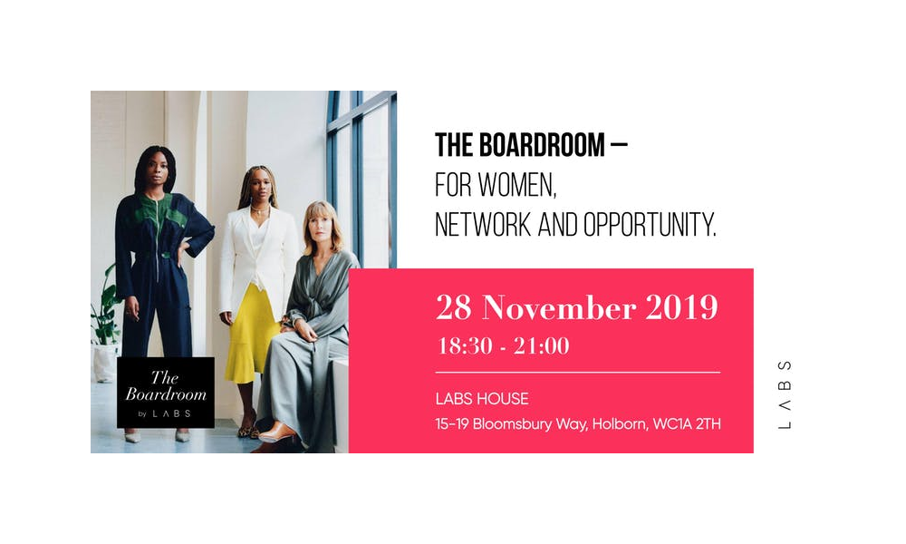 The Boardroom - for Women, Network and Opportunity