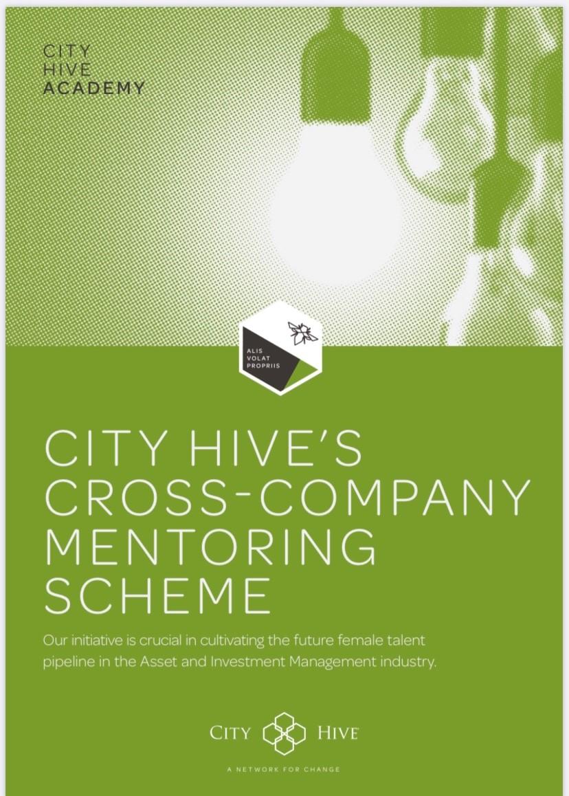 City Hive's Cross-Company Mentoring Scheme