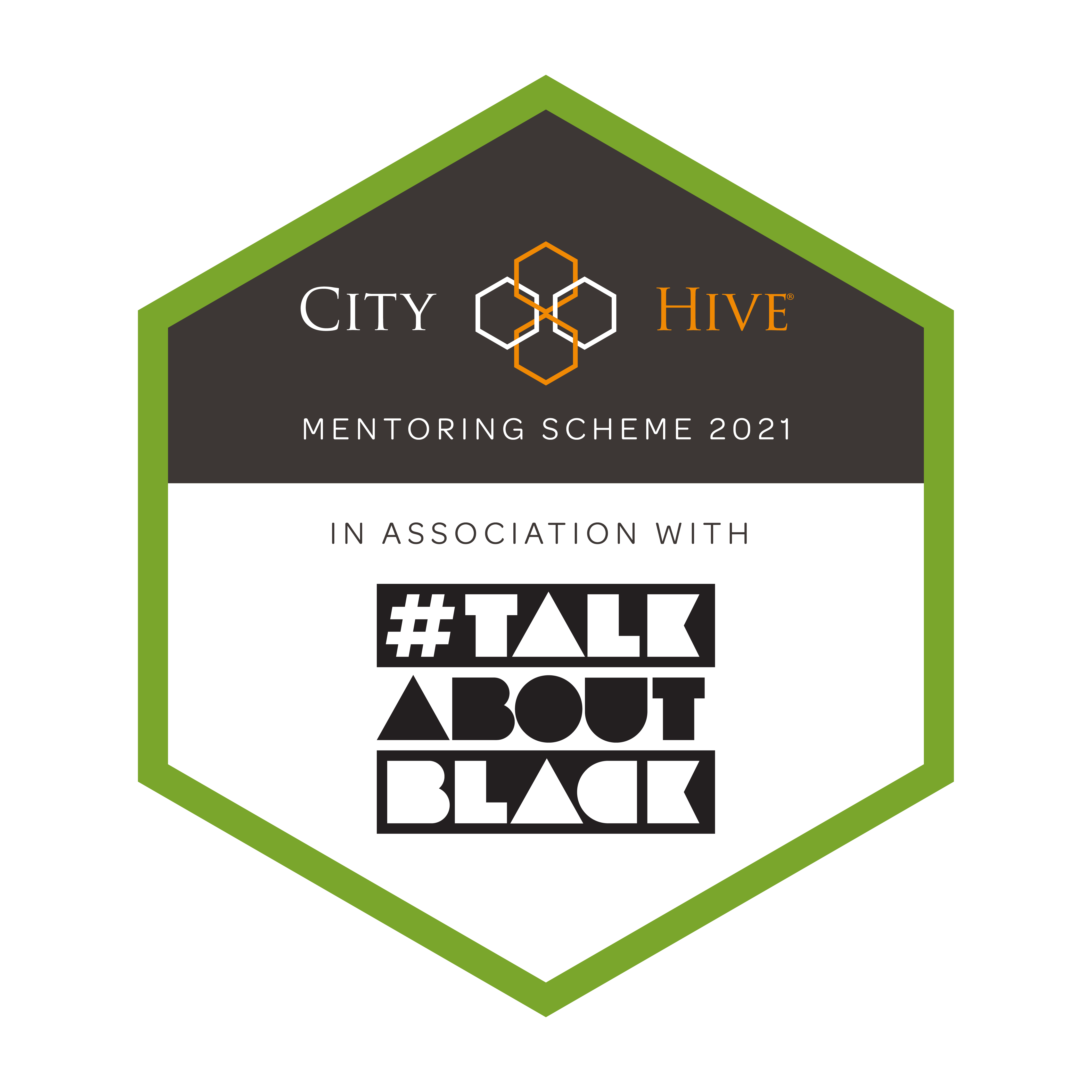 Special Event: Join City Hive & #Talkaboutblack to learn more about our 2021 Cross-Company Mentoring Scheme