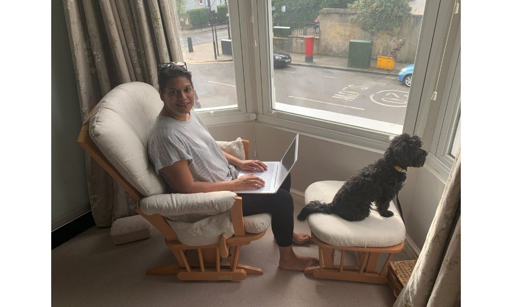 Bev Shah: The accidental working from home experiment
